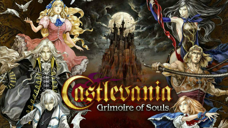 Vuelve Castlevania en exclusiva para Apple Arcade con Grimoire of Souls