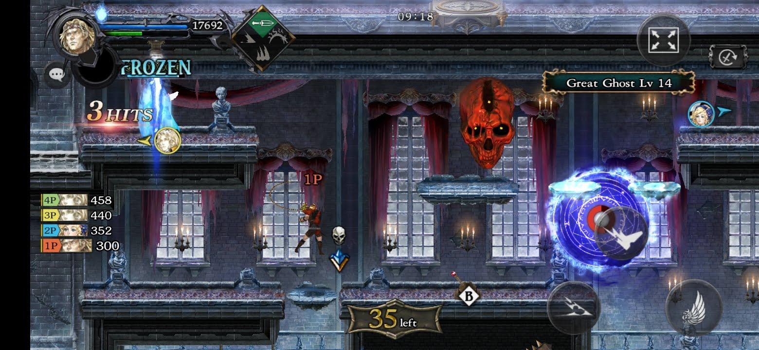 castlevania multiplayer