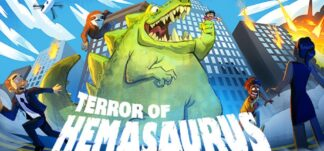 Terror of Hemasaurus recupera el espíritu de Rampage
