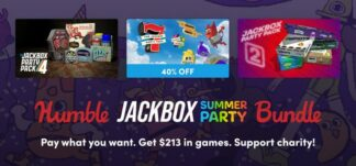 Humble Jackbox Summer Party Bundle – Steam – Desde 1€