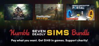 Humble Seven Deadly Sims Bundle – Steam – Desde 1€