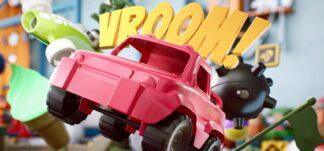 Vroom!: el nuevo título multijugador fotorrealista