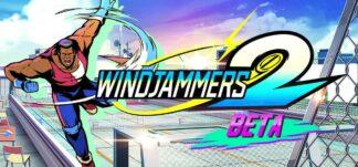 Windjammers 2 comienza su beta abierta en PC y consolas PlayStation