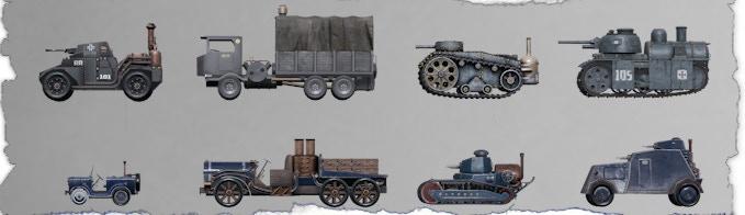 Vehículos - Ratten Reich