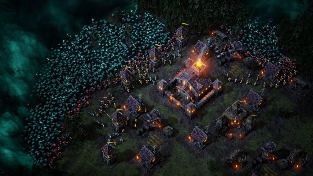 Asentamiento - Age Of Darkness