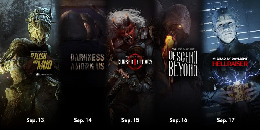 Dead by Daylight y DLC – GRATIS en Alienware – Steam