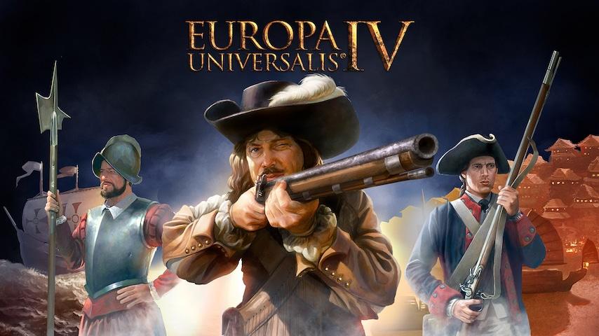 Europa Universalis IV GRATIS en EPIC del 30 de septiembre al 7 de octubre