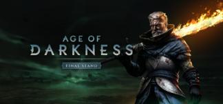 La última batalla tendrá que esperar – Age Of Darkness queda retrasado hasta octubre
