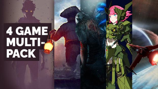 Fall Xp Pack. 4 juegos y 2€ para gastar en GMG – Steam