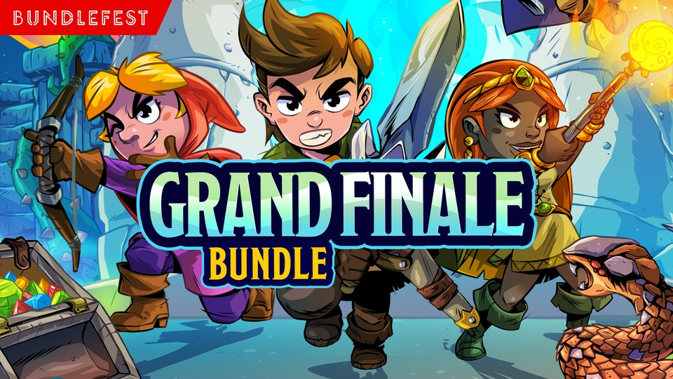 Grand Finale Bundle por 4€ – Steam