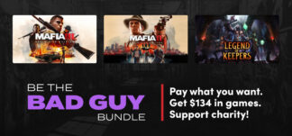 Humble Be The Bad Guy Bundle – Steam – Desde 1€