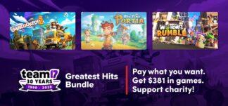 Humble Bundle Team 17 Greatest Hits Bundle – Steam – Desde 1€