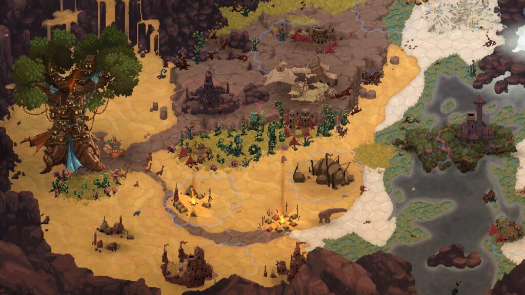 Imagen del mapa Sandwalkers