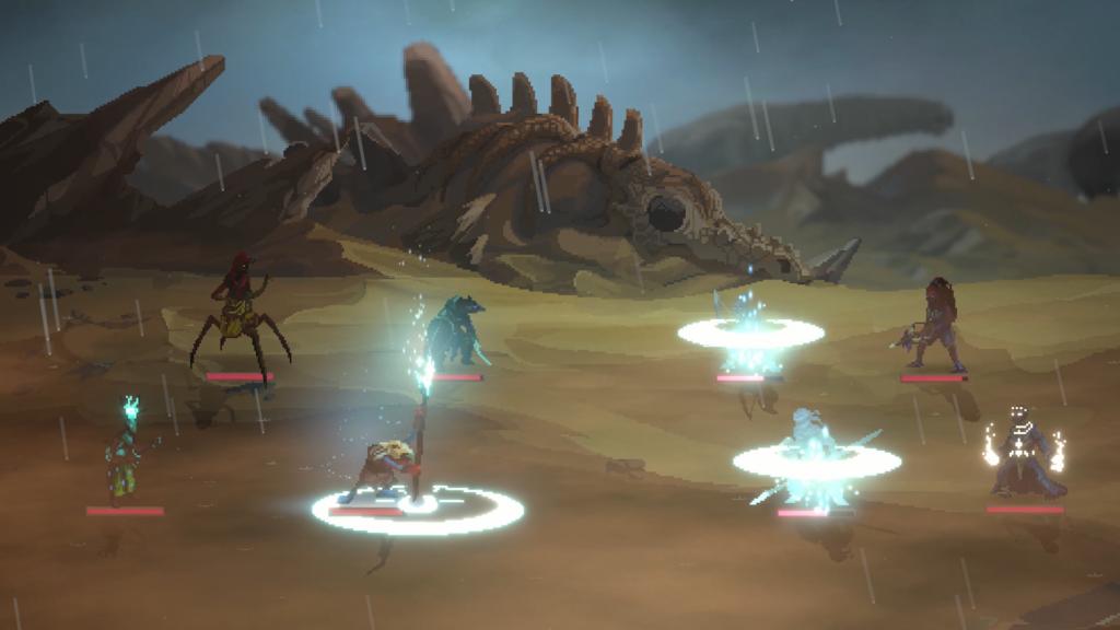 Combate - Sandwalkers