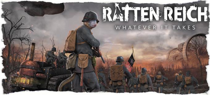 Una nueva visión de la guerra llega de la mano de Ratten Reich