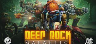 La actualización más grande de Deep Rock Galactic se demora