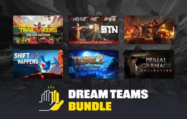 Humble Dream Teams Game Bundle – Steam – Desde 1€