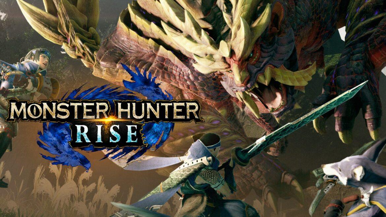 Monster Hunter Rise ya tiene fecha en PC