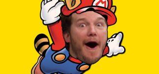 Chris Pratt se muestra ilusionado de prestar su voz a Super Mario