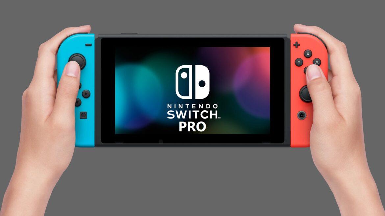 ¿Una Nintendo Switch PRO con 4K, DLSS y juegos propios para 2022?