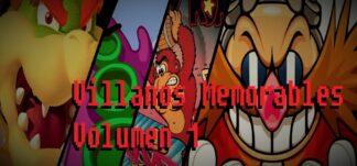 Villanos memorables de los videojuegos: Volumen 1