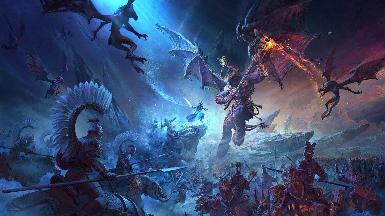 Total War: WARHAMMER III se retrasa a 2022