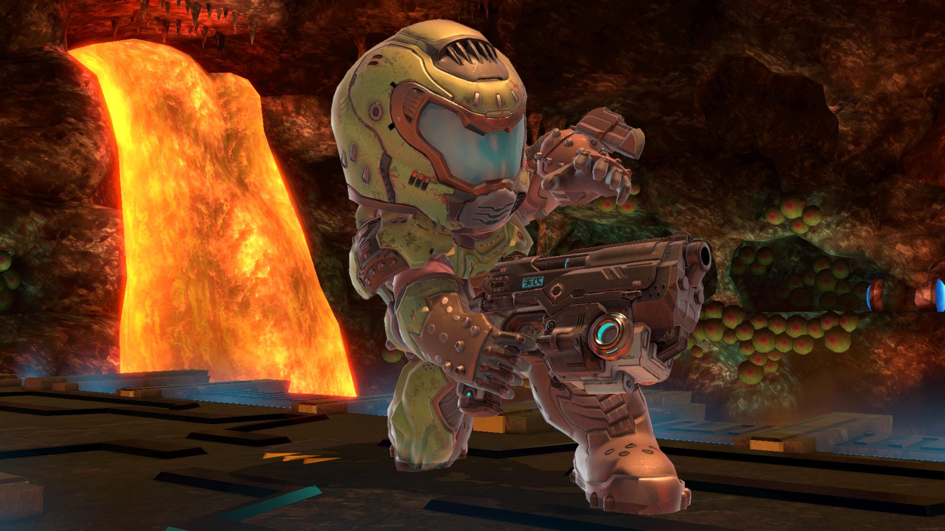 Doom Slayer Mii