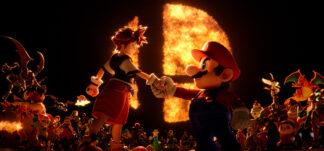 Sora, protagonista de Kingdom Hearts es el último integrante de Super Smash Bros. Ultimate