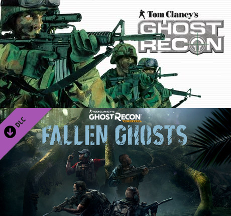 Tom Clancy's Ghost Recon y Ghost Recon Wildlands – Fallen Ghosts GRATIS – Ubisoft Connect