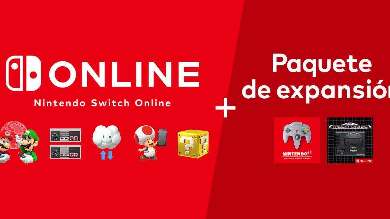 Nintendo presenta al completo el paquete de expansión de Nintendo Switch Online