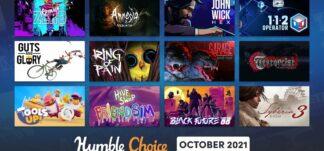 Humble Choice octubre 2021 – Katana Zero, John Wick Hex, Amnesia Rebirth…