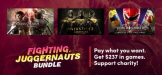 Humble Fighting Juggernauts Bundle – Steam – Desde 1€
