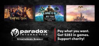 Humble Paradox Interactive StrataGems Bundle – Steam – Desde 1€