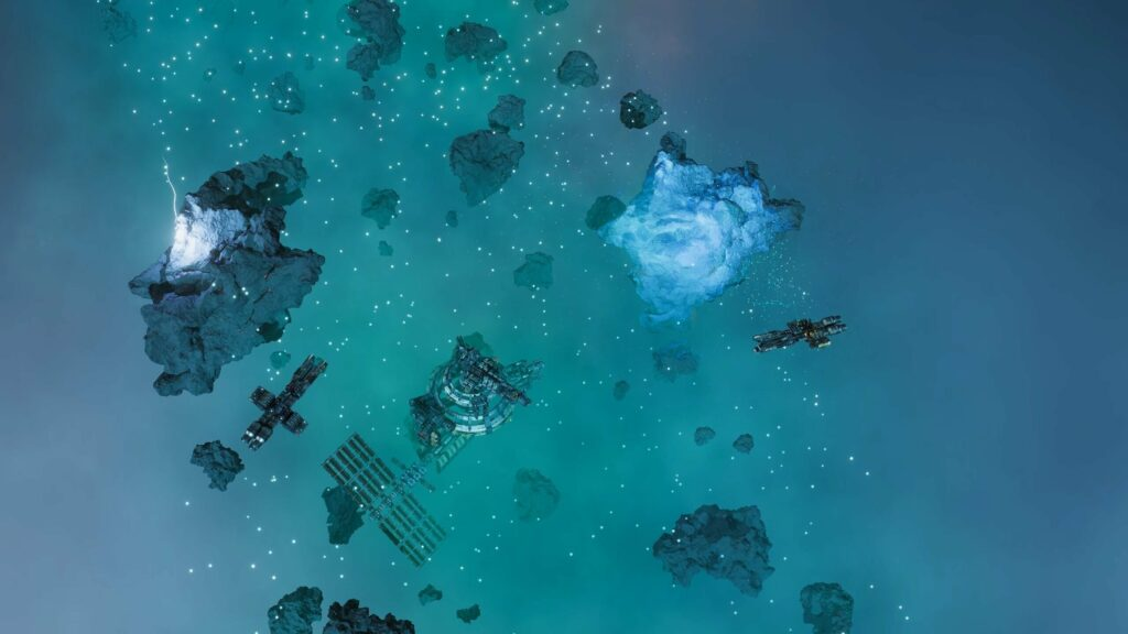 Nebulosa - Falling Frontier