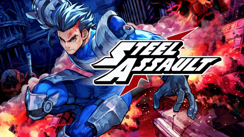 Análisis de Steel Assault: La experiencia arcade definitiva