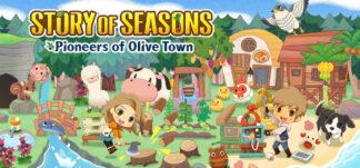 Análisis de Story of Seasons: Pioneers of Olive Town
