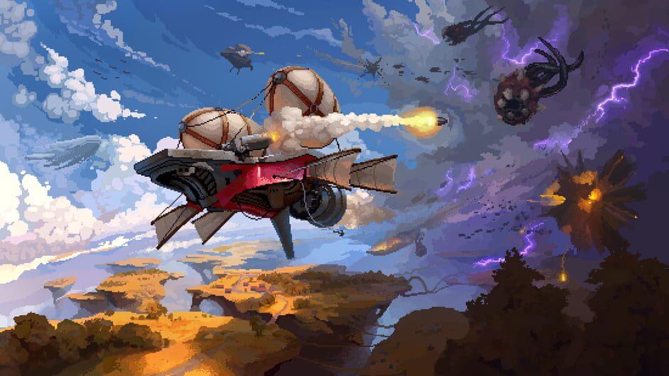 Concept Art - Black Skylands