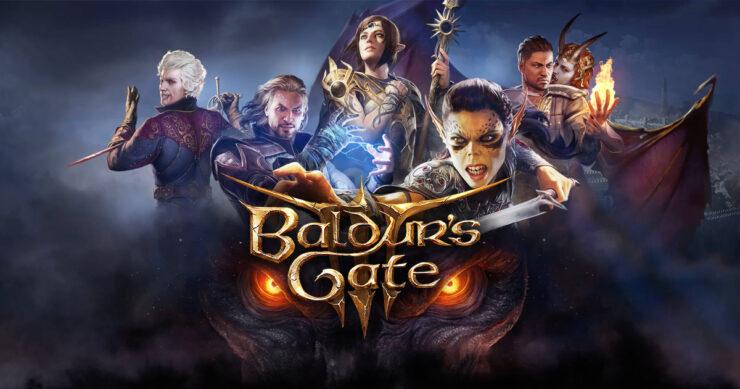 Baldur's Gate 3 recibe su primera gran actualización
