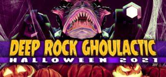 Deep Rock Galactic celebra su evento de Halloween