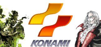 Konami buscaría redención resucitando Castlevania, Metal Gear y Silent Hill
