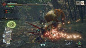 Monster Hunter Rise Demo felyne y canyne
