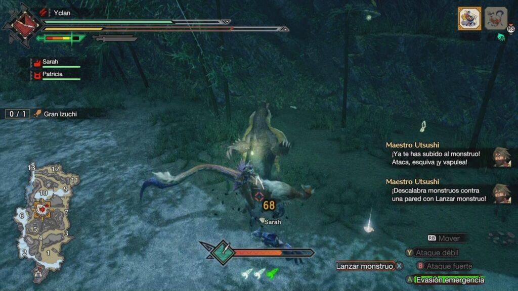Monster Hunter Rise Demo doma